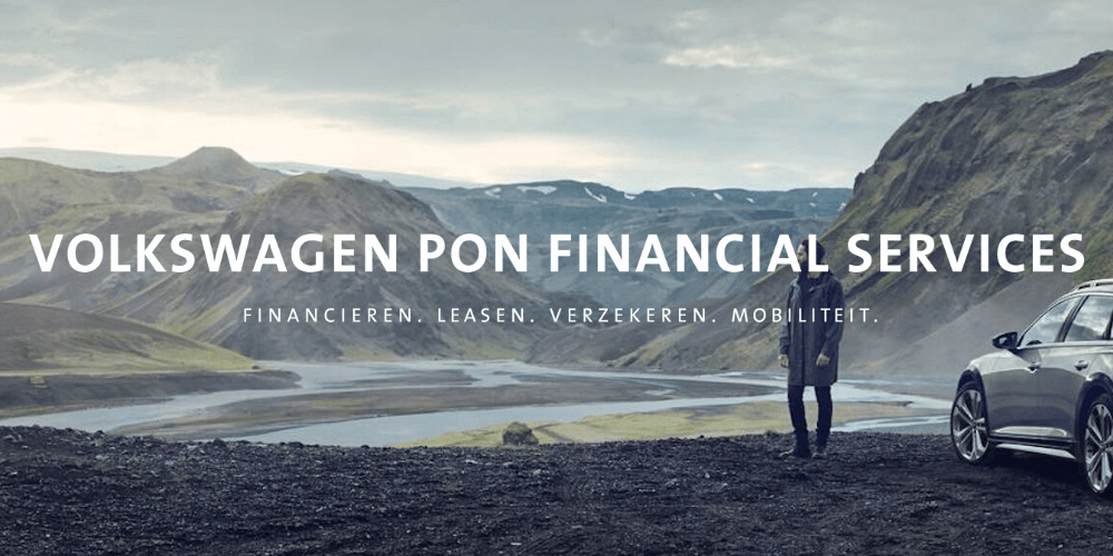 Volkswagen Pon Financial Services